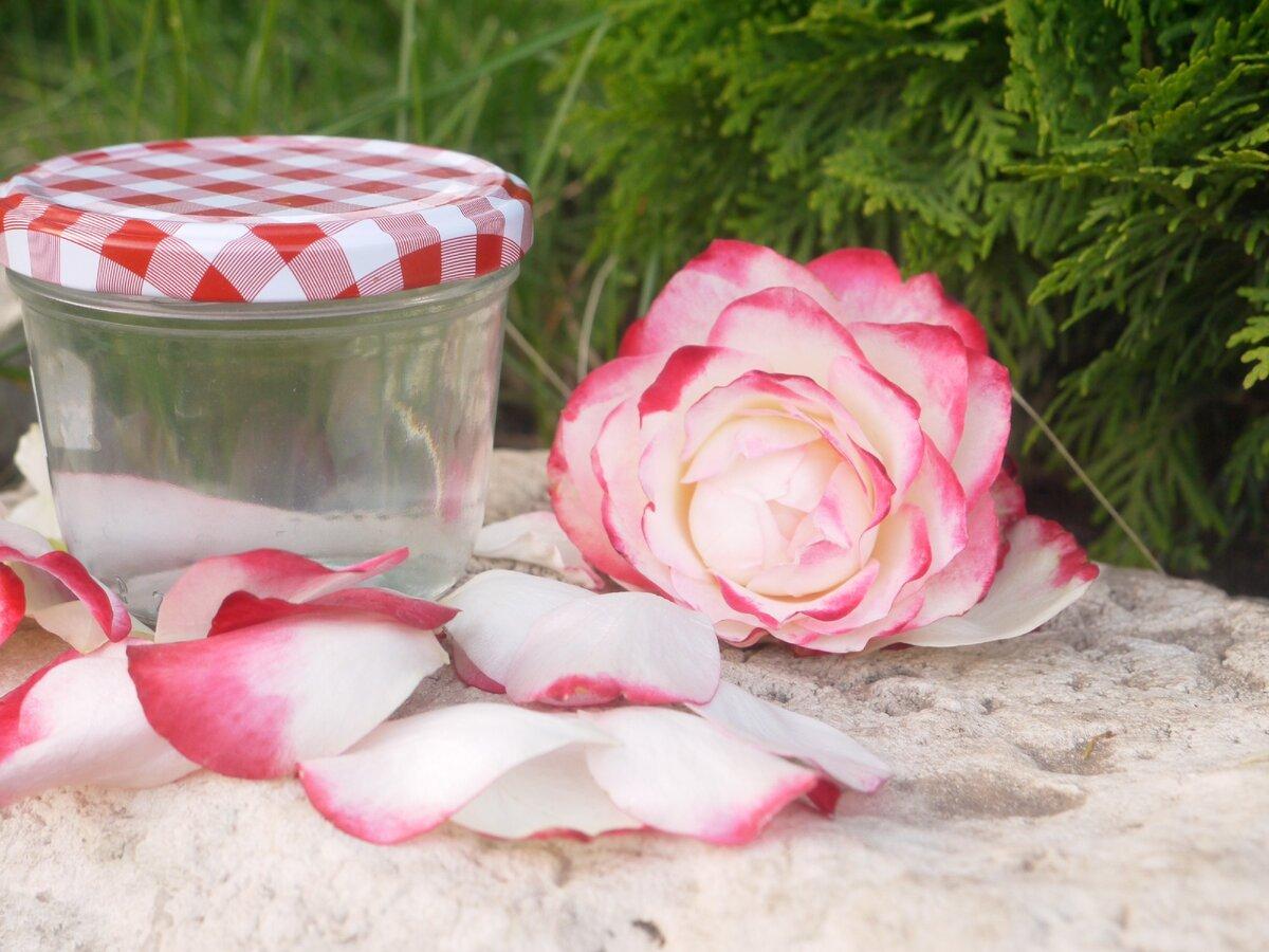 Мне 59 лет. Я каждый день умываюсь цветочной водой из лепестков роз, которую делаю сама. Рассказываю, как её приготовить