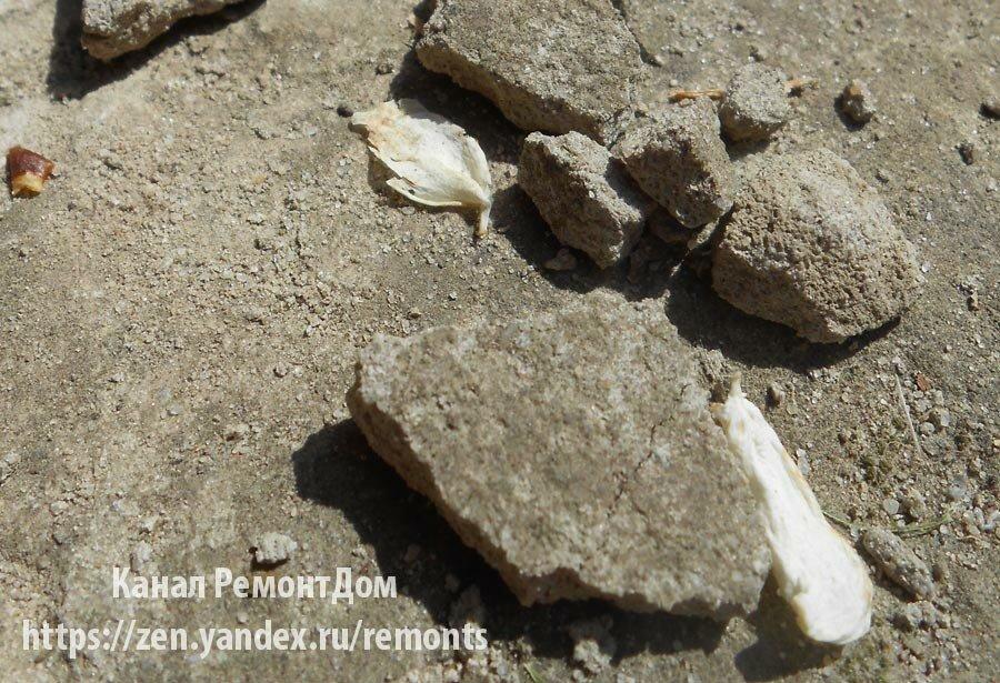 Народные добавки в цементный раствор для повышения прочности, морозостойкости и водонепроницаемости