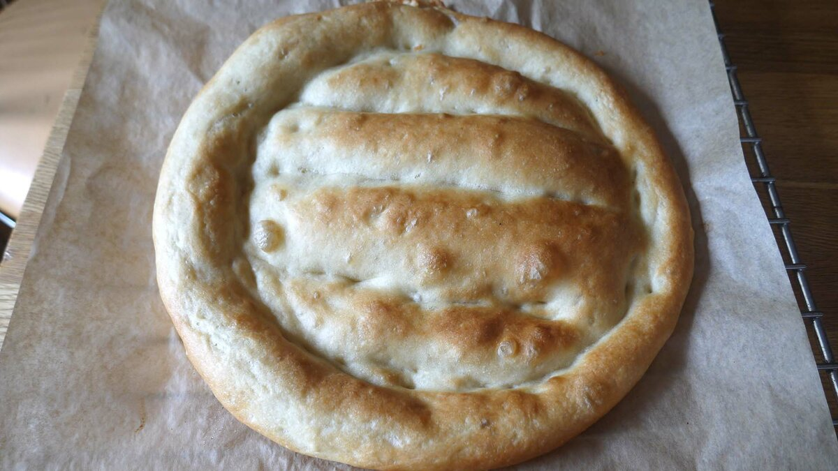 Как я научилась печь армянский хлеб. Получается вкусно, как из тандыра. Делюсь тонкостями приготовления.