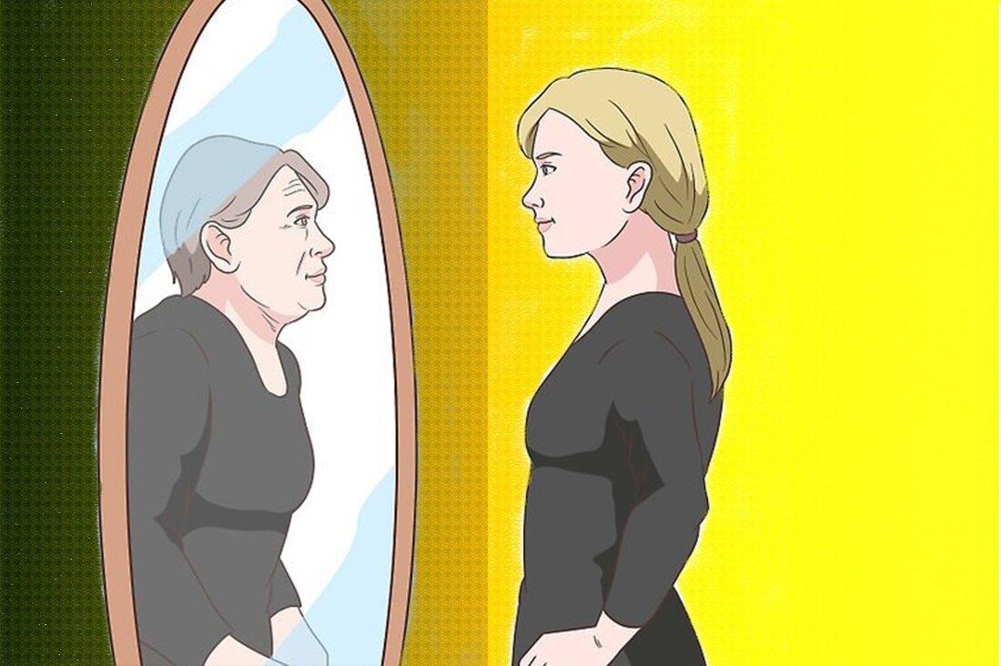 Определите свой тип старения лица. Простой тест.