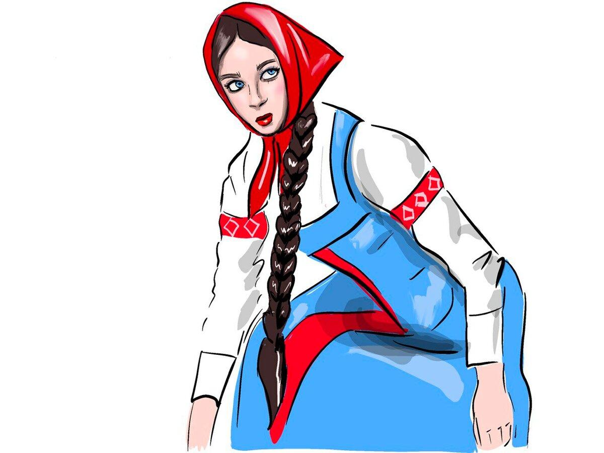 Иллюстрация создана автором канала Елена Юлкина