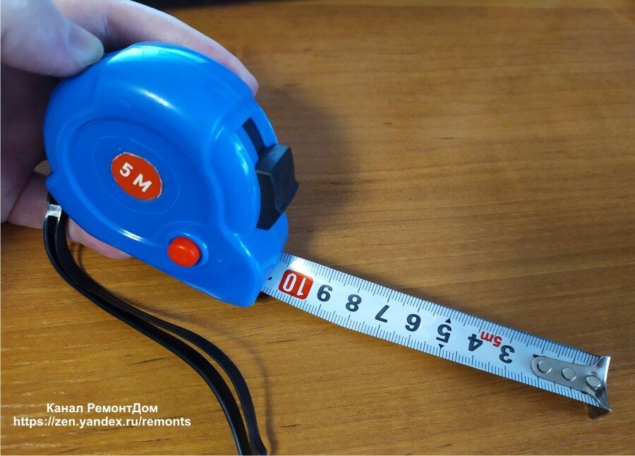Секрет рулетки: как измерить, разделить заготовку на равное количество отрезков без калькулятора