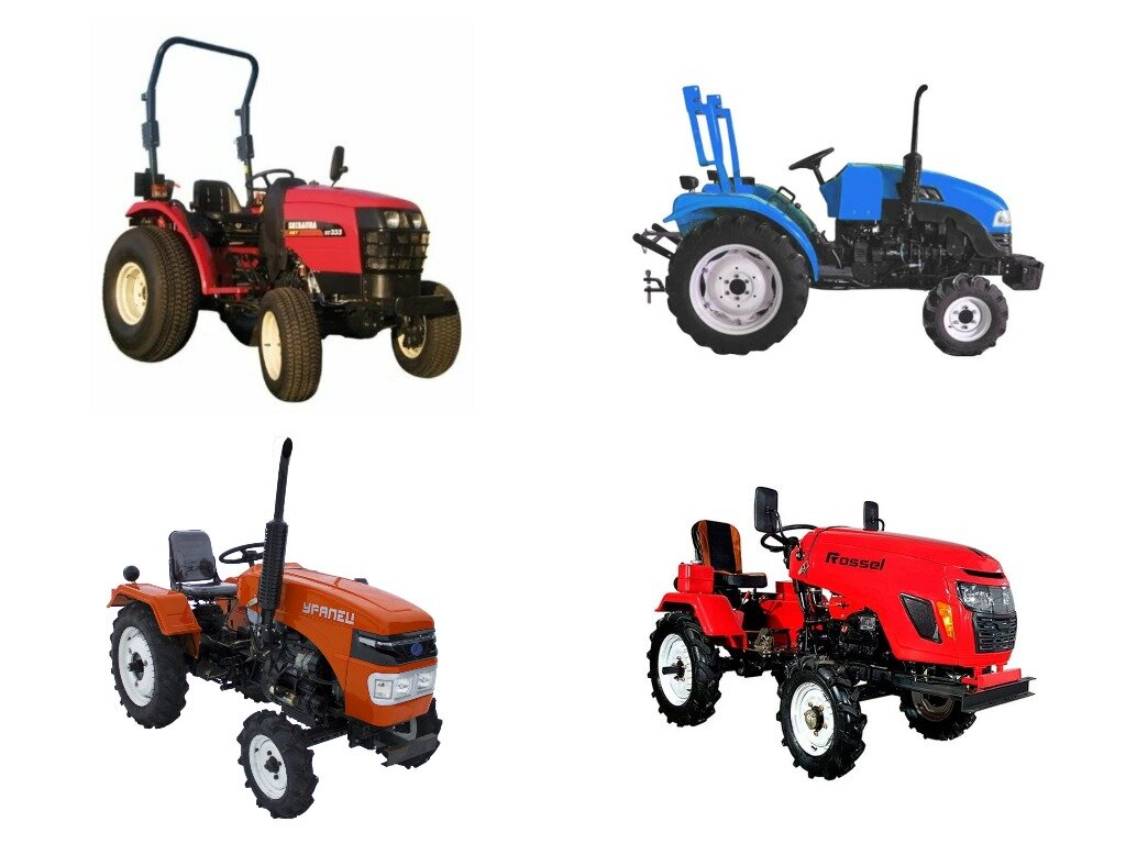 Рейтинг мини-тракторов
