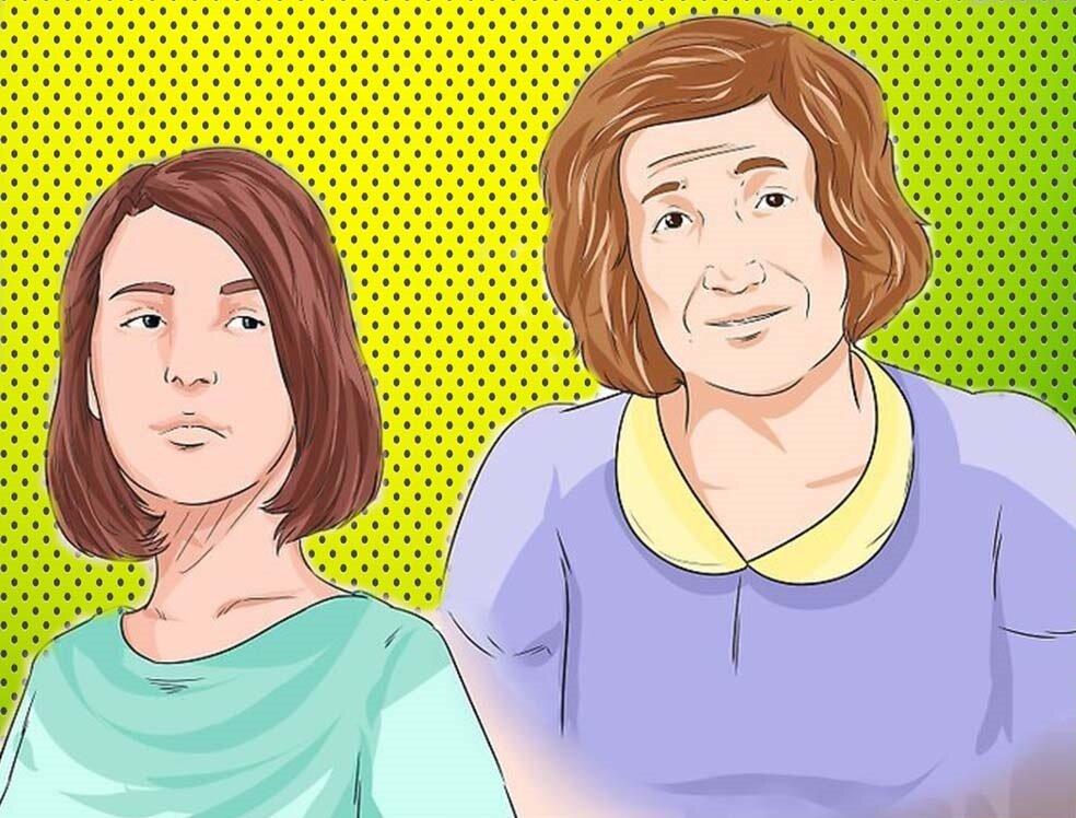 Почему женщины могут выглядеть старше, либо моложе своих лет. Поняла три ключевых отличия.