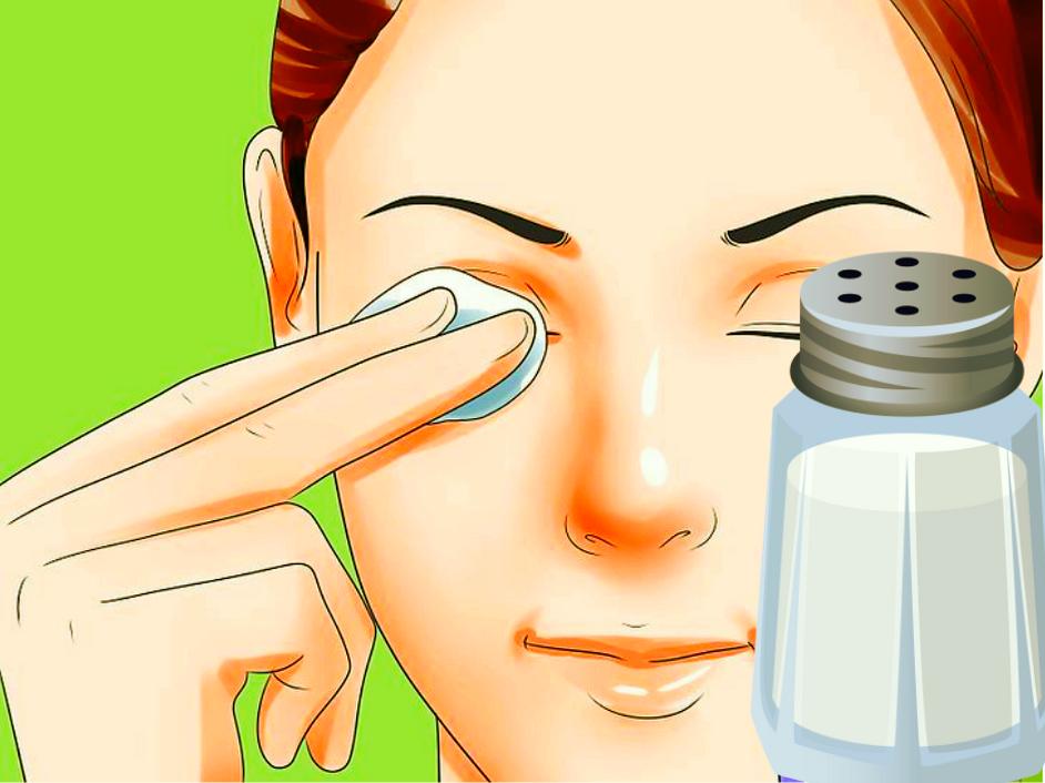 Знаю способ заменить любые патчи на соль или кофе. Это освежит взгляд и уберёт следы усталости.