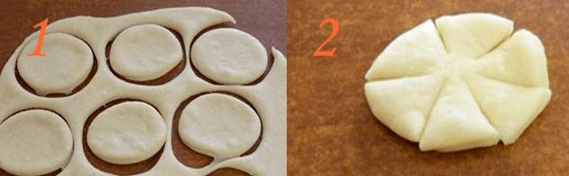 Булочки с повидлом из дрожжевого теста: 3 вкусных рецепта