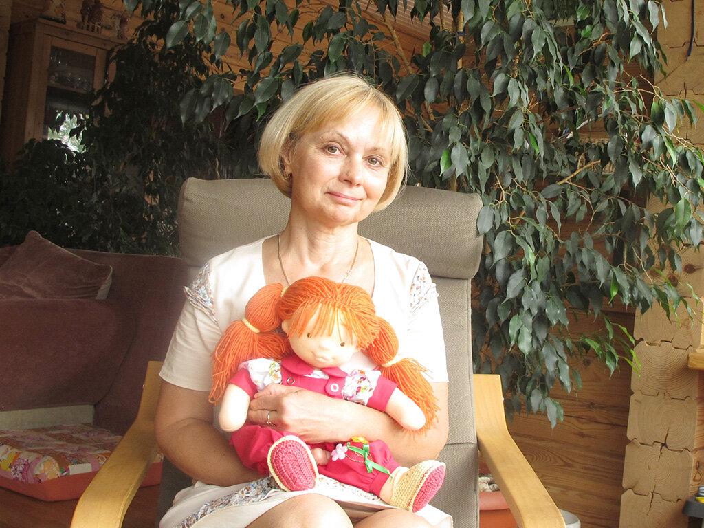 Мои текстильные куклы: почему они так нравятся детям