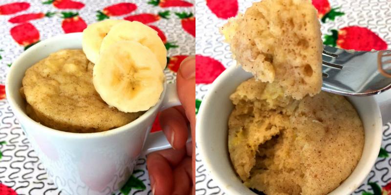 Завтрак готовится, пока ты чистишь зубы: 10 мгновенных рецептов! Приготовь кружку побольше.