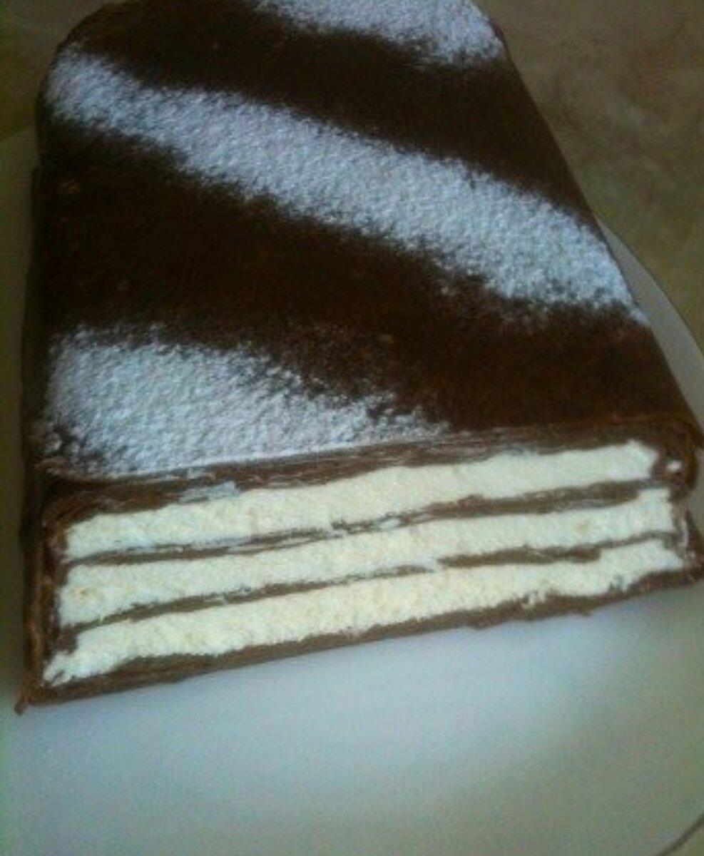 """Новинка. Хватит готовить банальные блины с начинкой, лучше приготовьте блинный торт """"Пломбир"""""""