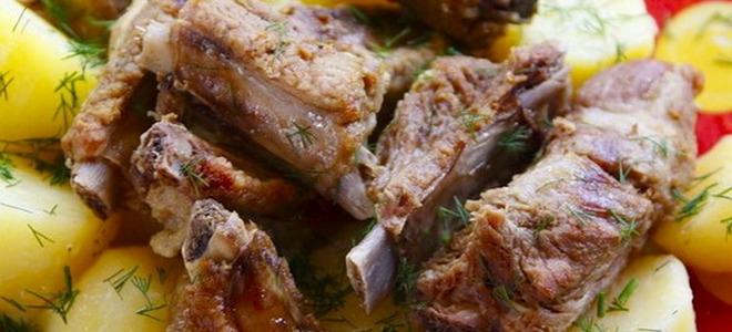 Бараньи ребрышки — рецепты вкусных и оригинальных блюд на любой вкус!
