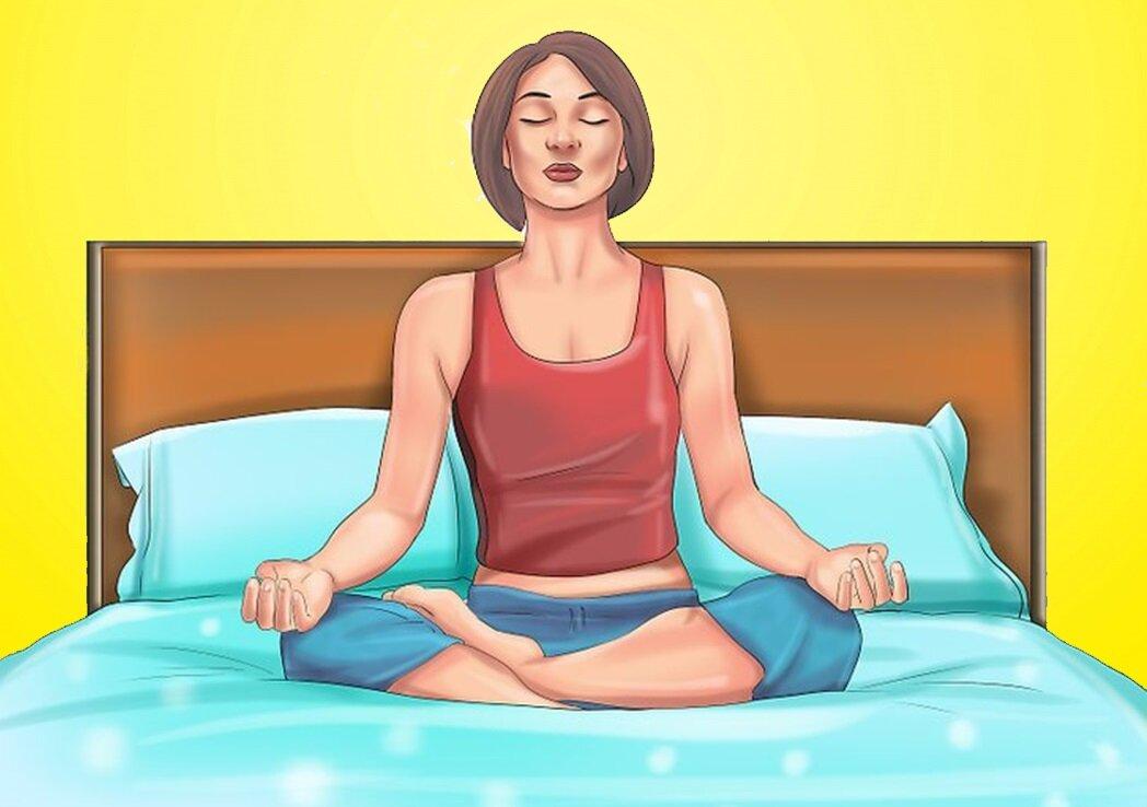 """Отличный способ уснуть. Это упражнение, а не """"избитый"""" набор советов."""