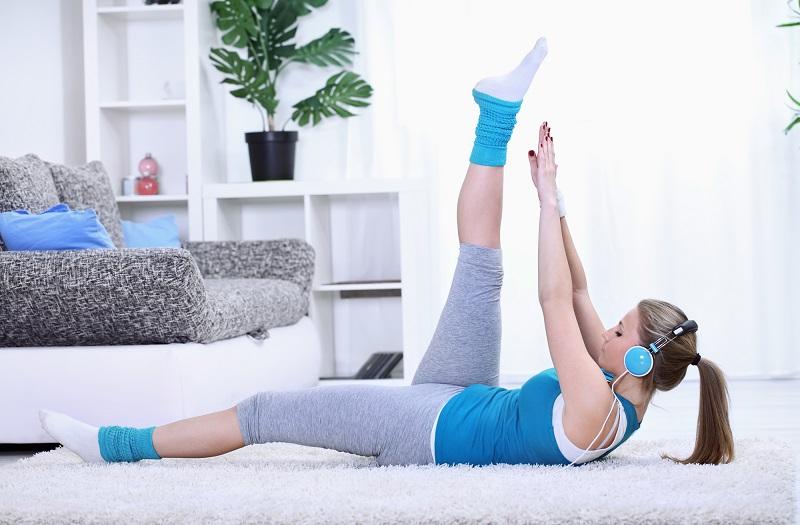 Лучшие скручивания: когда не могу разогнуться, активно выполняю. Никакой боли в области спины и подтянутые мышцы живота.