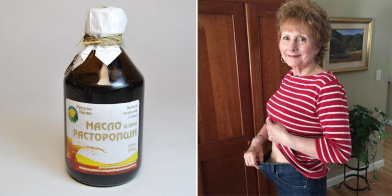 Золотое масло расторопши: пила просто для очистки печени, а в итоге похудела! Довольна как слон.