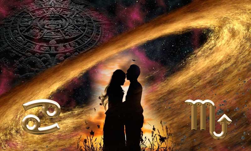 15 Зодиакальных пар, между которыми самая сильная страсть