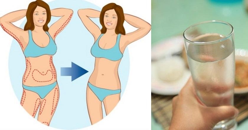 Минус 6 кг всего за 8 дней на водной диете. Ела всё, даже макароны на ночь! Не худеют только те, кто не пробовал!
