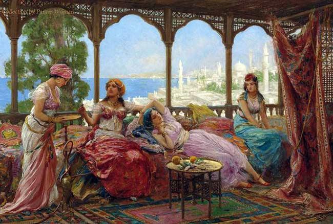4 жены султана — мудрая притча