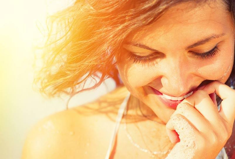 Счастье любит тех, кто любит себя