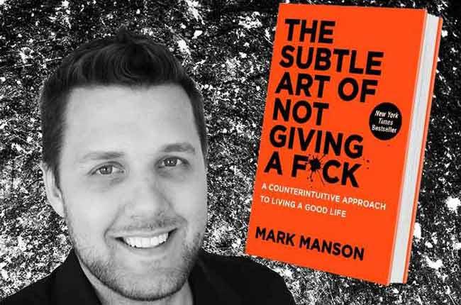 22 откровенные цитаты Марка Мэнсона об искусстве пофигизма