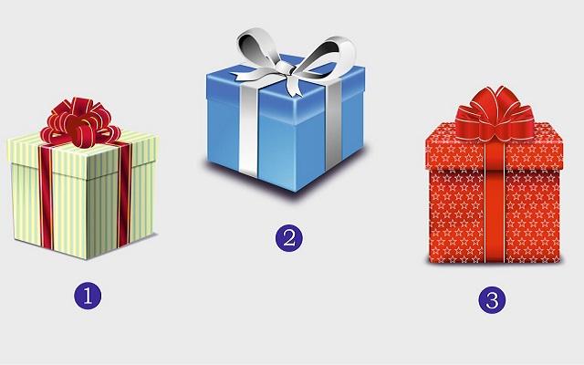 Выбранный подарок раскроет, какие сюрпризы ждут в вас личной жизни в ближайшее время
