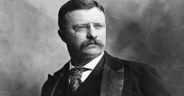 Гениально: жесткая фраза Теодора Рузвельта для тех, у кого нет счастья в личной жизни