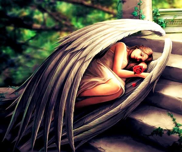 Кто они Ангелы за нашей спиной? Как войти в контакт с ними и ощутить прикосновение Божественного крыла